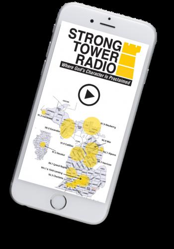 STR Streaming & App - homepage